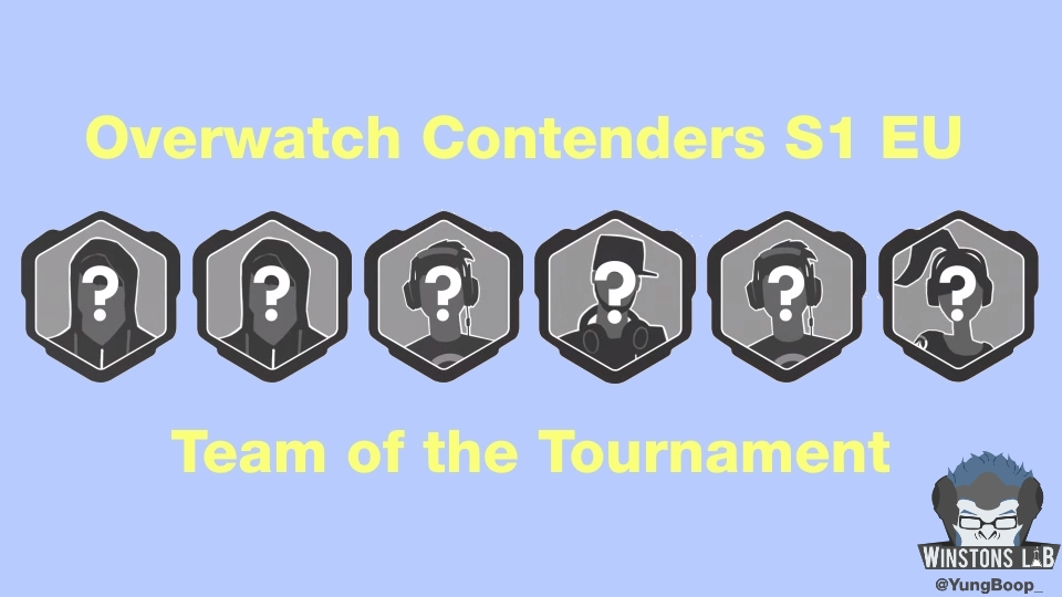 overwatch contenders team of the tournament EU