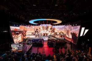 Photo courtesy of the Overwatch League / Blizzard Entertainment
