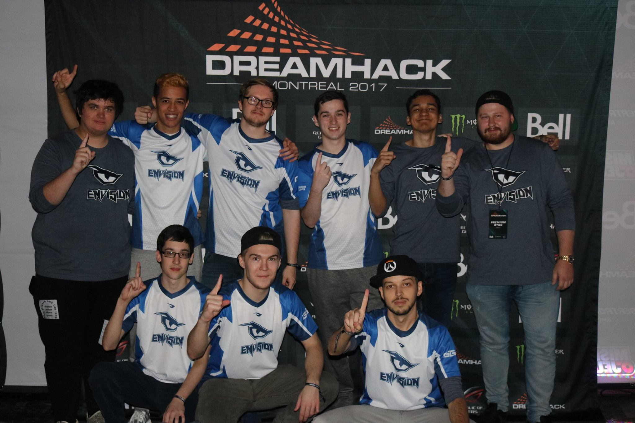 EnVision at DreamHack Montreal 2017