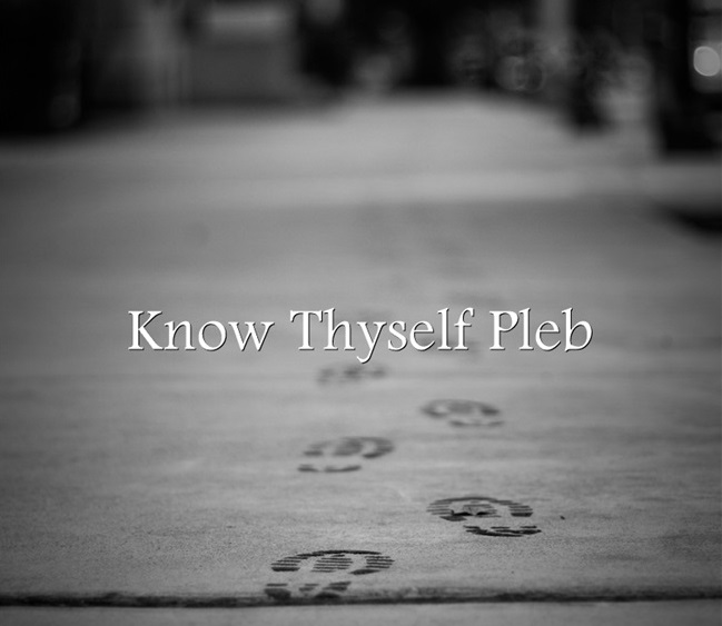 Know-Thyself-Pleb