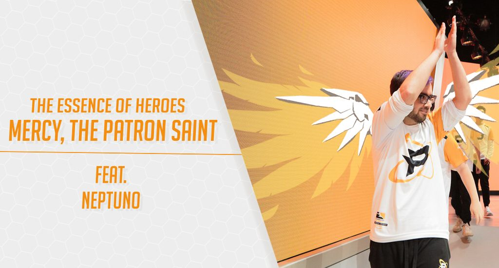 The Essence of Heroes - Mercy, the Patron Saint